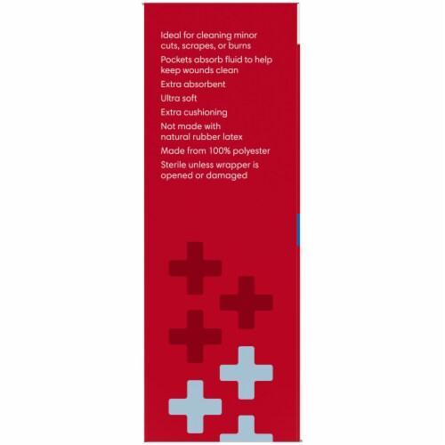 Kroger® Large Gauze Pads Perspective: left