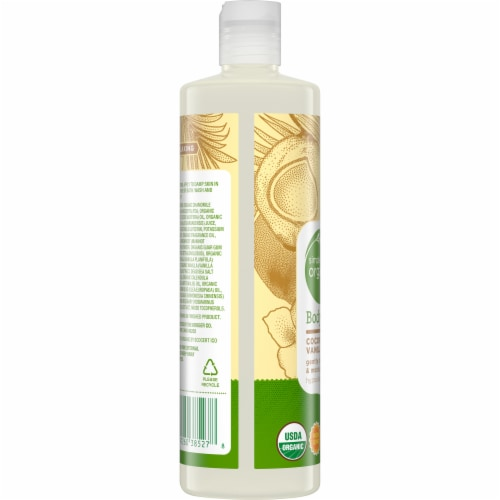 Simple Truth Organic® Coconut Vanilla Body Wash Perspective: left