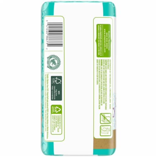 Simple Truth™ Chlorine Free Size 3 Baby Diapers Perspective: left