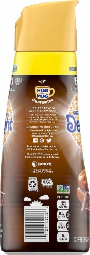 International Delight Hershey's Chocolate Caramel Coffee Creamer Perspective: left