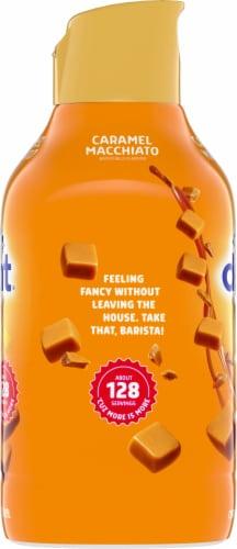 International Delight Caramel Macchiato Coffee Creamer Perspective: left