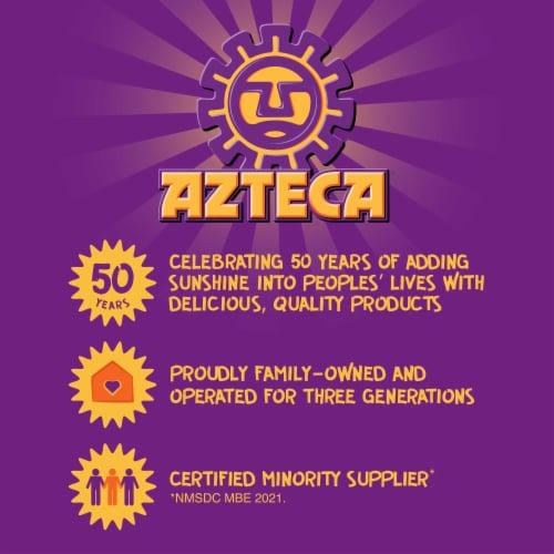 Azteca® Original Thin Burrito-Size Flour Tortillas Perspective: left