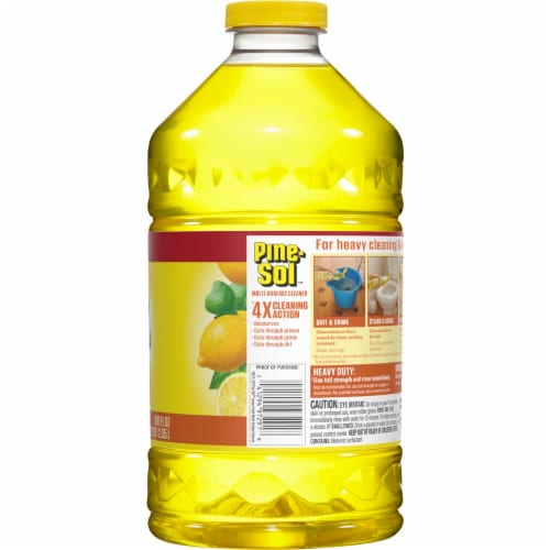 Pine-Sol Lemon Fresh Multi-Surface Cleaner Perspective: left