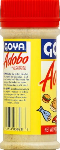 Goya Adobo All Purpose Seasoning Perspective: left