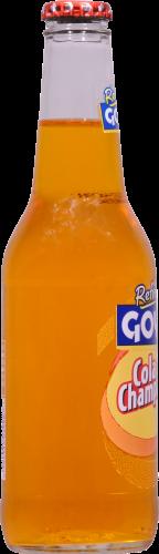 Goya Refresco Cola Champagne Perspective: left