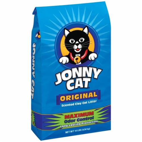 Jonny Cat Original Scented Cat Litter Perspective: left