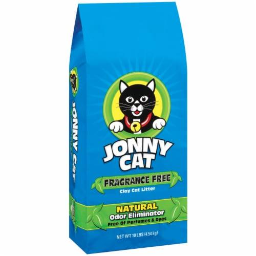 Jonny Cat Fragrance Free Natural Cat Litter Perspective: left