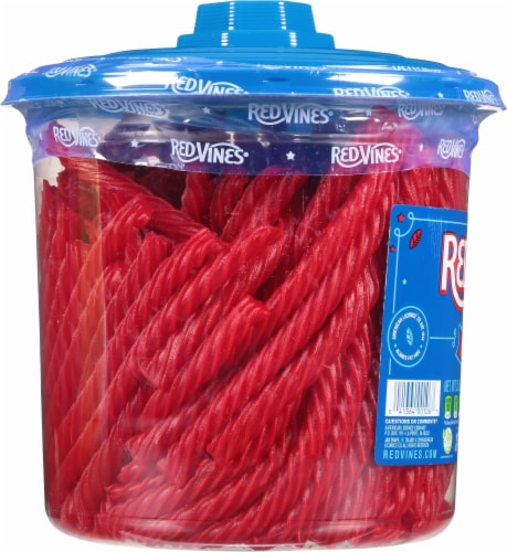 Red Vines Original Red Twists Perspective: left