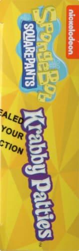 Frankford Spongebob Squarepants Krabby Patties Gummy Candy Perspective: left