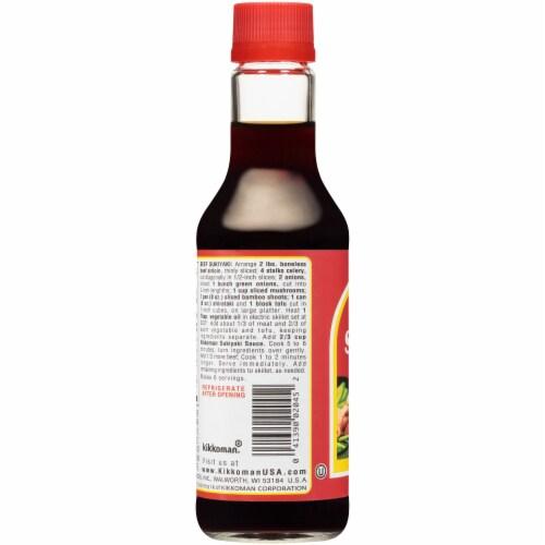 Kikkoman Sukiyaki Sauce Perspective: left