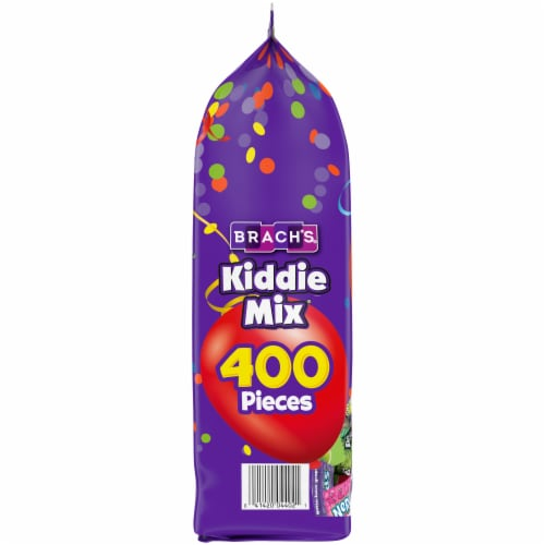 Brach's Kiddie Mix Candy Perspective: left