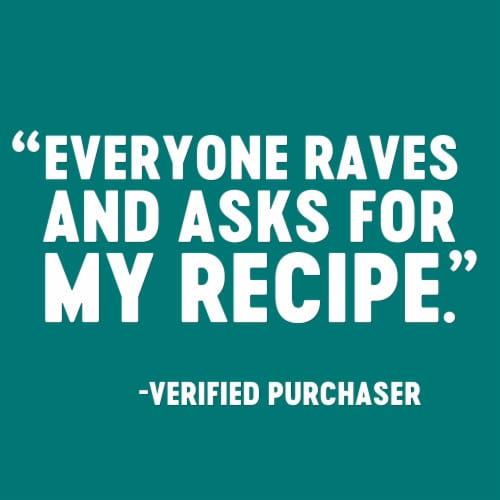 Krusteaz Snickerdoodle Cookie Mix Perspective: left