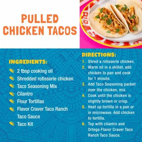 Ortega Grande Hard & Soft Taco Kit Perspective: left