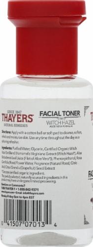 Thayers Rose Petal Facial Toner Perspective: left