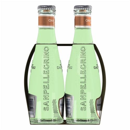 S. Pellegrino Tonica Oakwood Flavored Tonic Water Perspective: left