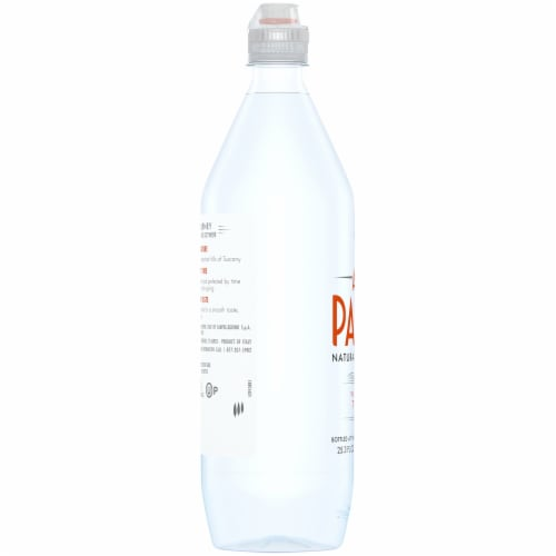 Acqua Panna Natural Spring Water Perspective: left
