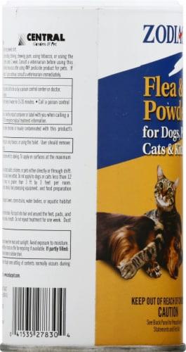 Zodiak Dogs & Cats Flea & Tick Powder Perspective: left