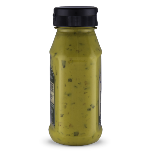 Silver Spring Spicy Jalapeno Mustard Perspective: left