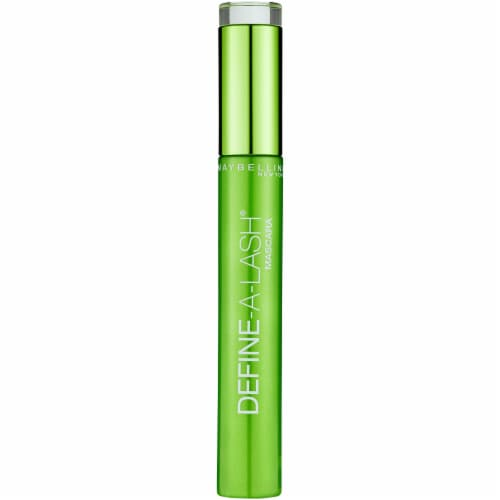 Maybelline Define-A-Lash Very Black Mascara Perspective: left