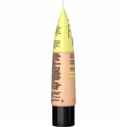 Maybelline Fit Me 115 Tinted Moisturizer Perspective: left