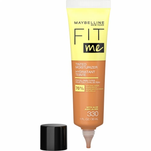 Maybelline Fit Me 330 Tinted Moisturizer Perspective: left