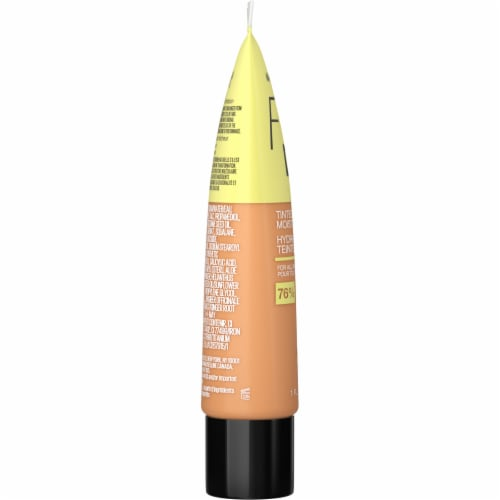 Maybelline Fit Me 335 Tinted Moisturizer Perspective: left