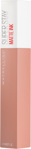 Maybelline Superstay Matte Ink Driver Liquid Lipstick Perspective: left