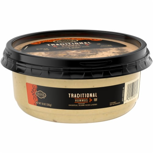 Private Selection® Traditional Hummus Perspective: left