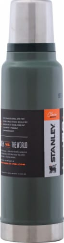 Stanley® The Legendary Classic Water Bottle - Gray Perspective: left