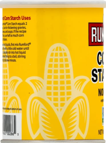 Rumford Corn Starch Perspective: left