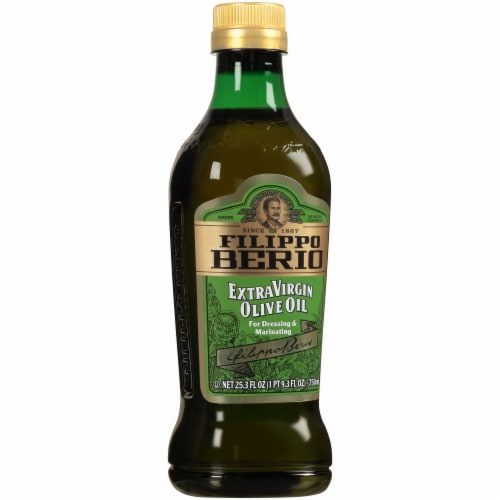 Filippo Berio Extra Virgin Olive Oil Perspective: left