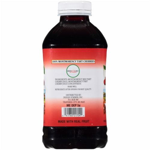 Indian Summer Cherry Juice Perspective: left