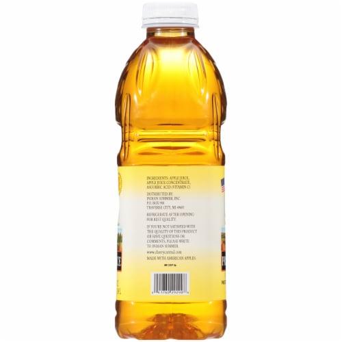 Indian Summer Premium Apple Juice Perspective: left