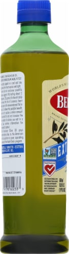 Bertolli® Smooth Extra Virgin Olive Oil Perspective: left