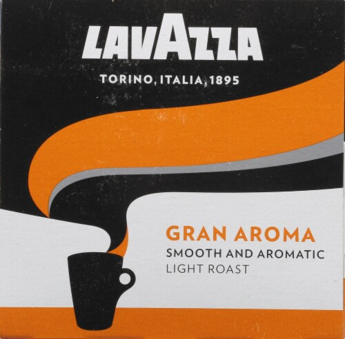 LavAzza Gran Aroma KCups Perspective: left