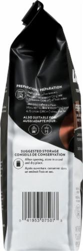 LavAzza Perfetto Dark Roast Ground Coffee Perspective: left