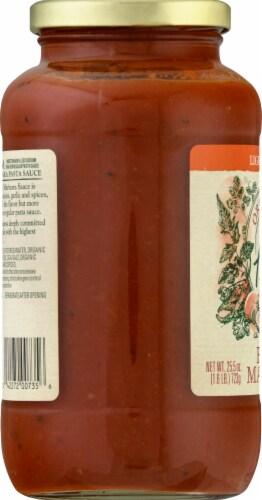 Amy's Organic Light in Sodium Family Marinara Pasta Sauce Perspective: left