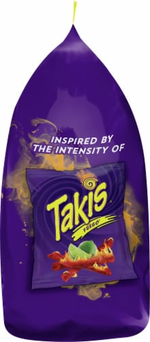 Totino's Takis Fuego Chili Lime Mini Snack Bites Perspective: left