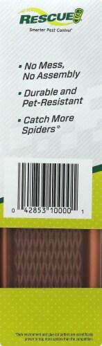 Rescue!® Spider Traps Perspective: left