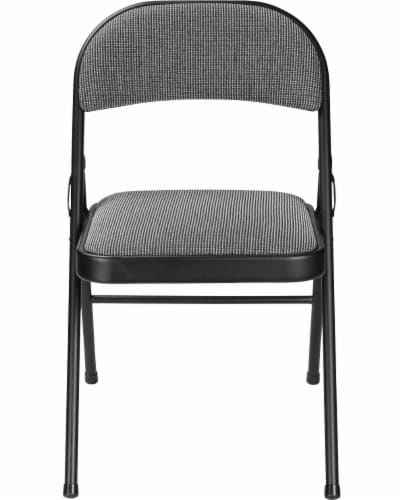 Sudden Comfort Padded Folding Chair Perspective: left