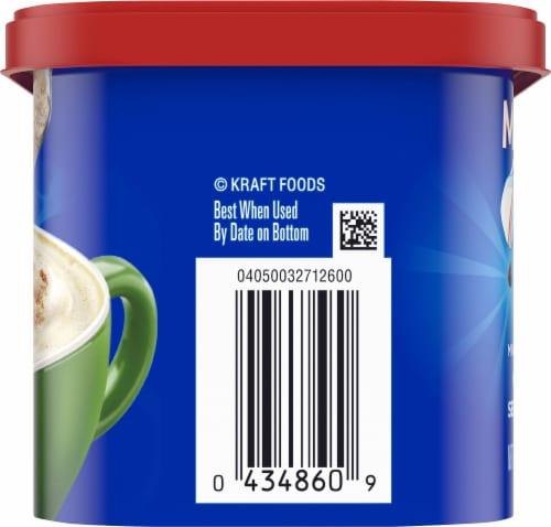 Maxwell House International Chai Latte Mix Perspective: left