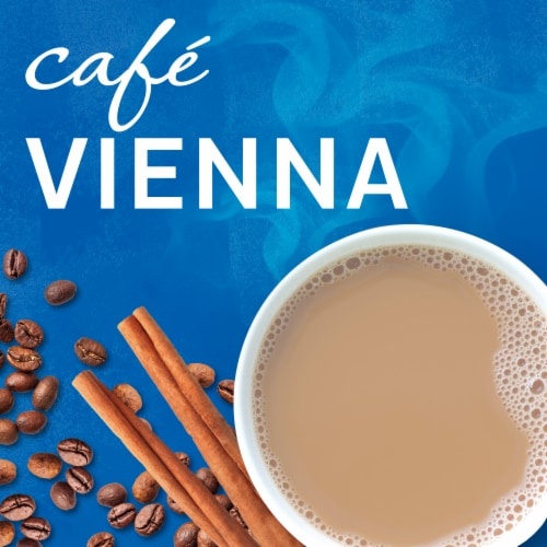 Maxwell House International Vienna Café-Style Beverage Mix Perspective: left