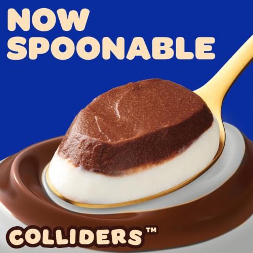 Colliders York Layered Peppermint & Dark Chocolate Refrigerated Dessert Perspective: left