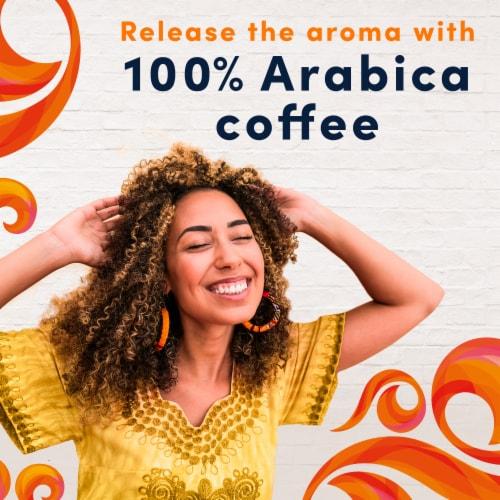 Gevalia Decaf Signature Blend Mild Roast Coffee K-Cup Pods Perspective: left