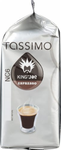 Tassimo King of Joe X-Bold Roast Espresso T Discs Perspective: left