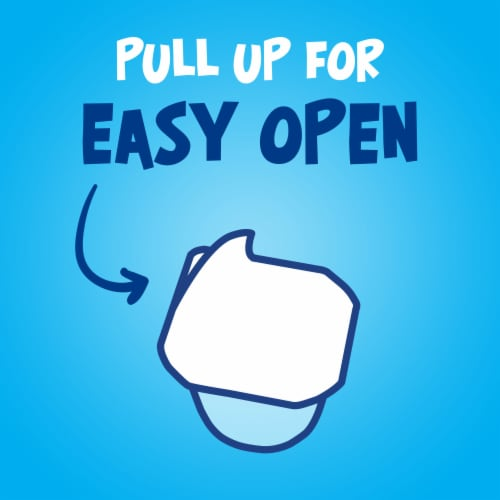 Kool-Aid Strawberry Lemon Lime and Grape Ready To Eat Gelatin Snacks Perspective: left