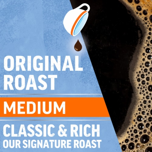 Maxwell House The Original Roast Medium Coffee K-Cup Pods Value Pack Perspective: left