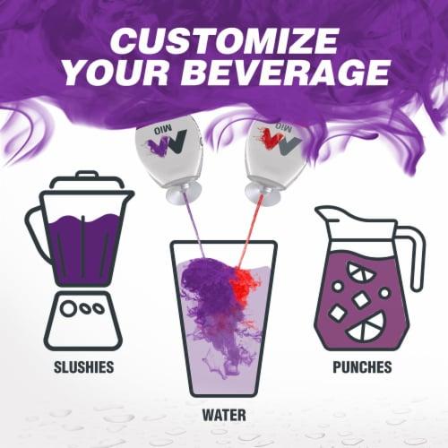 Mio Berry Liquid Water Enhancer Variety Pack Perspective: left