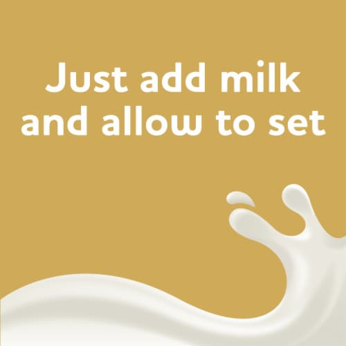 Jell-O Cheesecake Instant Pudding & Pie Filling Perspective: left