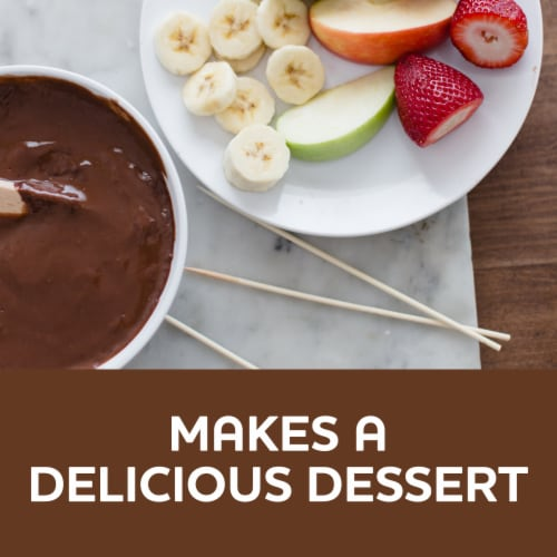 Jell-O Cook & Serve Chocolate Pudding & Pie Filling Perspective: left